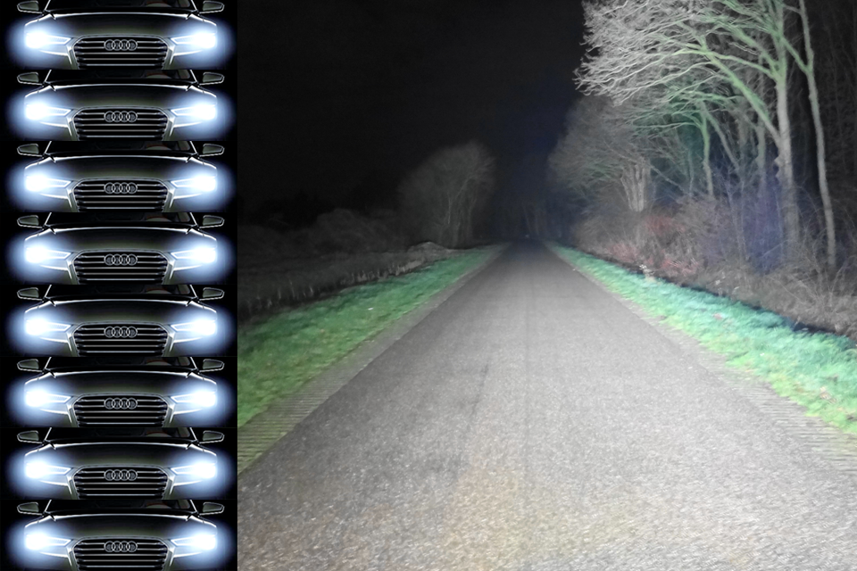 Lumen vs Headlight 2